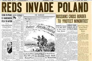 Soviet invasion of Poland September 17 1939 Soviet Invasion of Poland