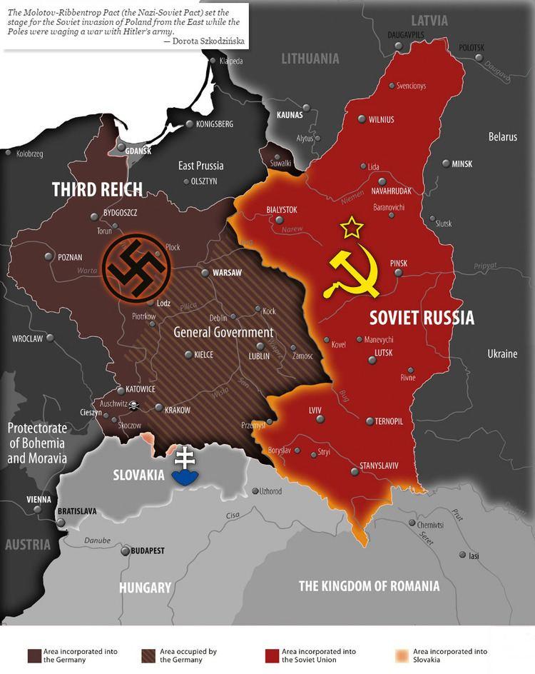 Soviet invasion of Poland lamus dworski The NaziSoviet invasion of Poland in September
