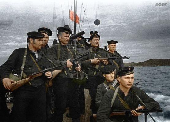 Soviet Navy NAVYFIELD Community Site