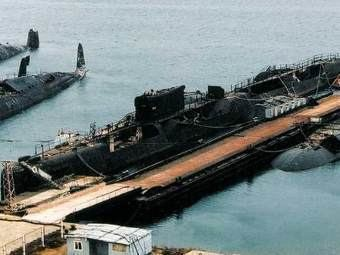 Soviet submarine K-431 httpsnewspeppersuimages2010930k431jpg