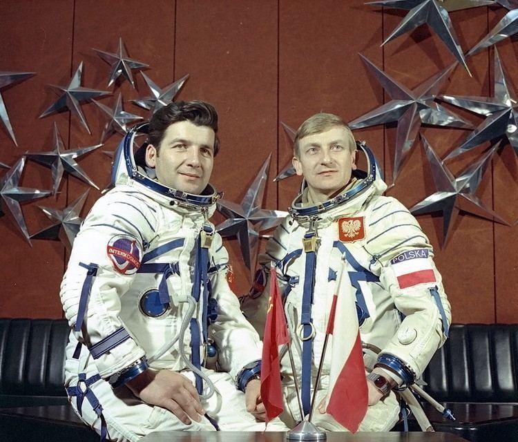 Soyuz 30 Crew Soyuz 30