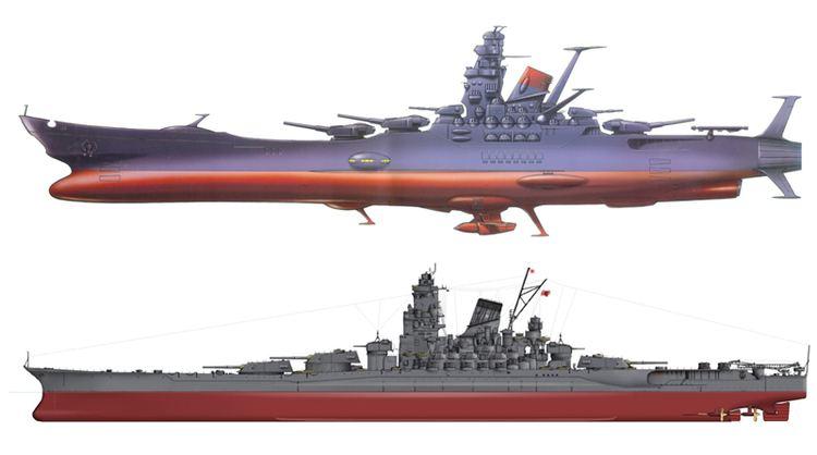 Space Battleship Yamato - Alchetron, the free social ...