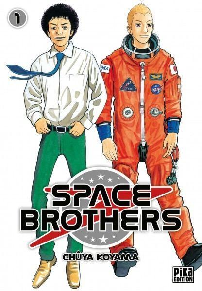 Space Brothers (manga) Space brothers Manga srie Manga news
