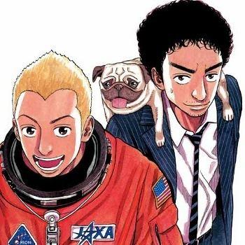 Space Brothers (manga) Uchuu Kyoudai Manga TV Tropes