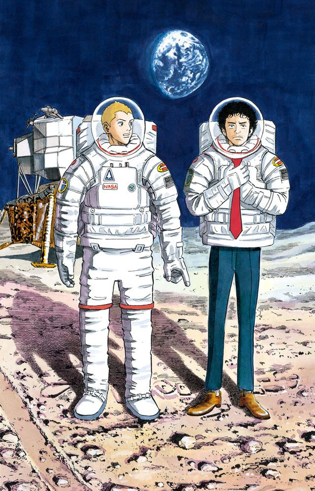 Space Brothers (manga) Space Brothers Anime Manga IS JAPAN COOLTravel and Culture Guide