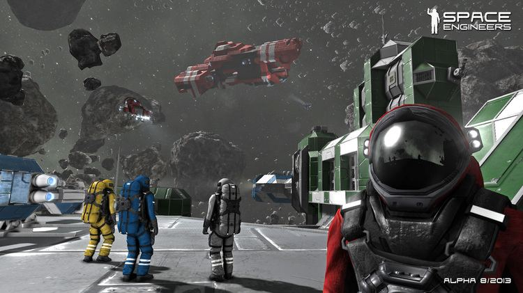 Space Engineers - Alchetron, The Free Social Encyclopedia