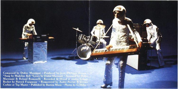 Space (French band) bla bla bla shop SPACE MAGIC FLY 73939