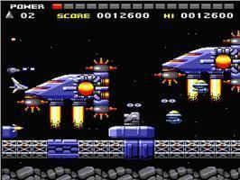 Space Manbow MSX Abandonware Game Space Manbow MSX Download Play