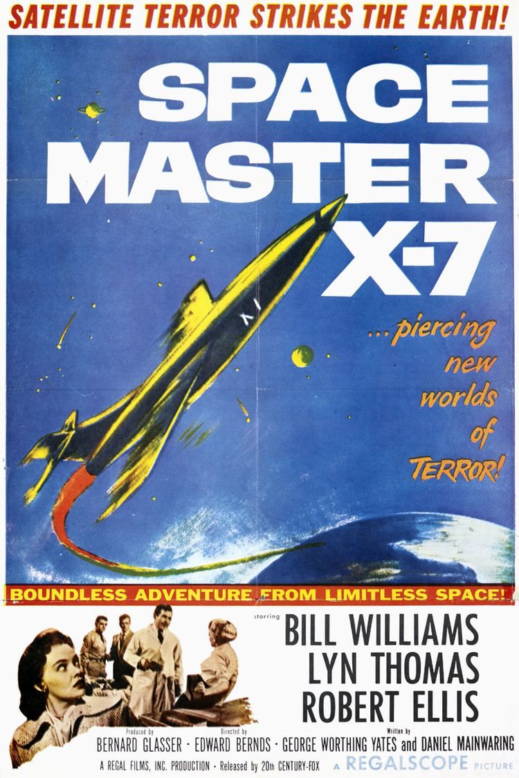 Space Master X-7 wwwgstaticcomtvthumbmovieposters56092p56092