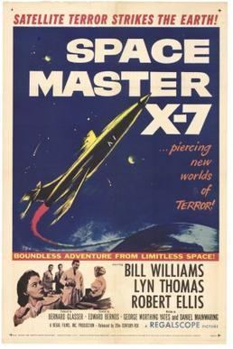 Space Master X-7 Space Master X7 Wikipedia