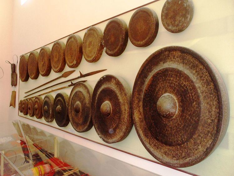 Space of gong culture