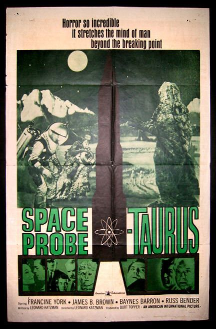 Space Probe Taurus Inspiration The Official Space Probe Taurus website