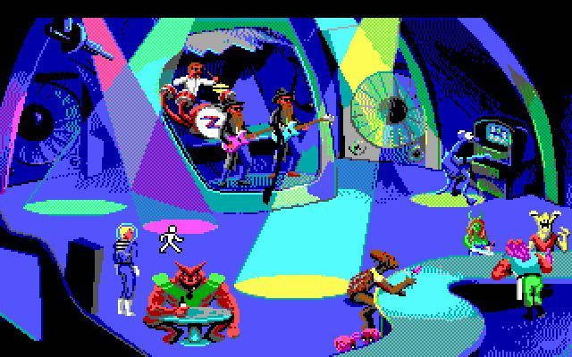 Space Quest I Download Space Quest I Roger Wilco in the Sarien Encounter My
