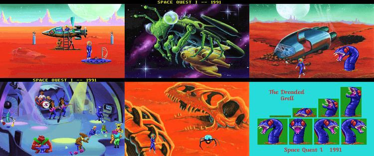 Space Quest I Space Quest I VGA