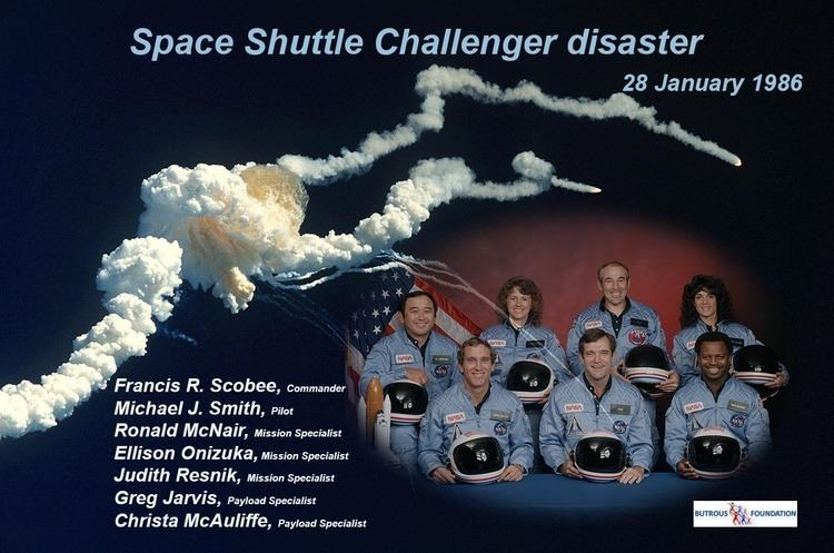 Space Shuttle Challenger disaster Space Shuttle Challenger disaster Space Shuttle Challenger