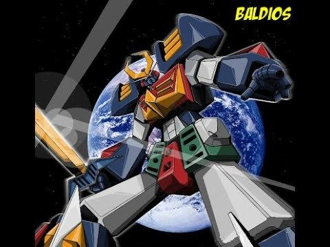 Space Warrior Baldios Quick Toy Review Space Warrior Baldios GNU DOU Anime Figure YouTube