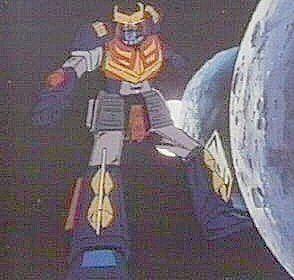 Space Warrior Baldios movie poster