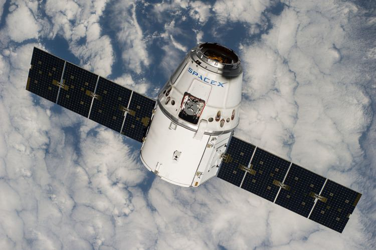 SpaceX Dragon Dragon Delivers Cargo to International Space Station SpaceX