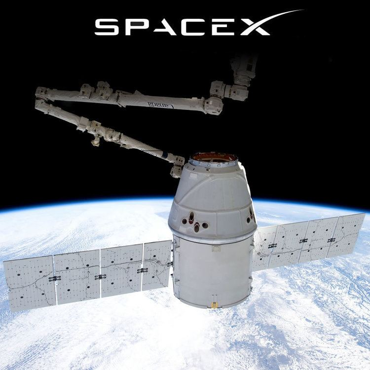 SpaceX Dragon Dragon SpaceX