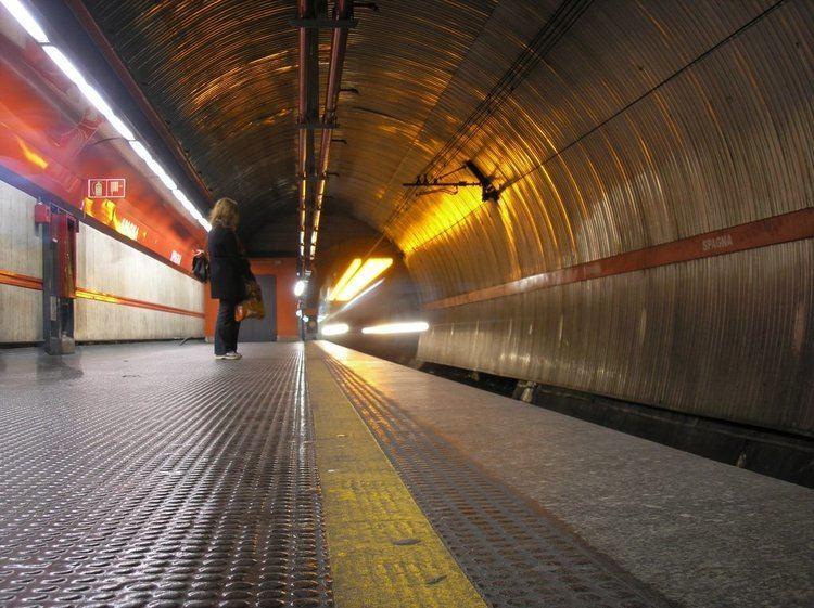 Spagna (Rome Metro)