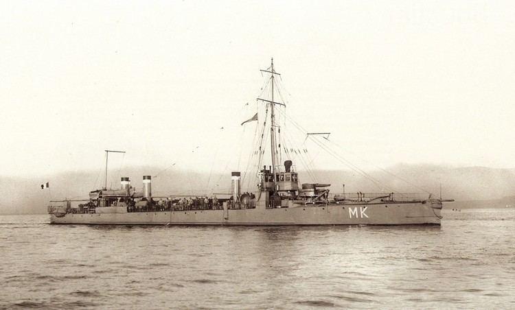 Spahi-class destroyer