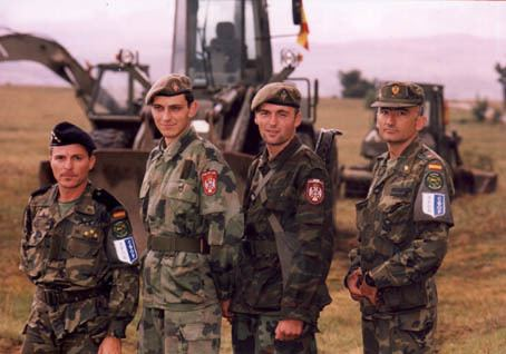 Spanish Armed Forces spanish military forces The Spanish Army Photo Spanish Armed