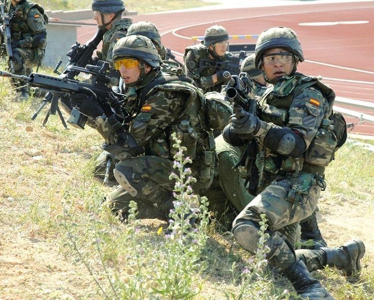 Spanish Armed Forces Spanish Armed Forces Armed Forces Pinterest Spanish and Armed