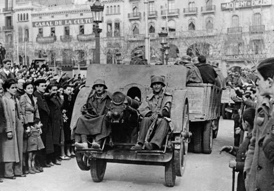 Spanish Civil War Spanish Civil War Spanish history Britannicacom