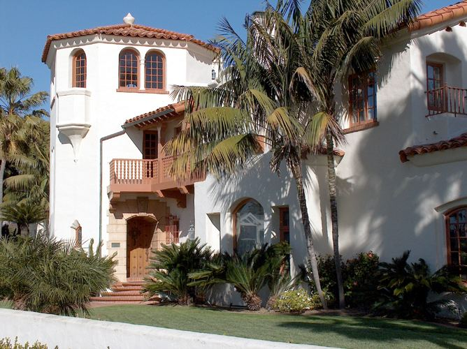 Spanish Colonial Revival architecture wwwsohosandiegoorgreflections20042images12