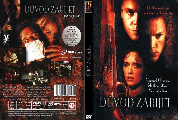 Spanish Judges COVERSBOXSK Spanish Judges 2000 high quality DVD Blueray
