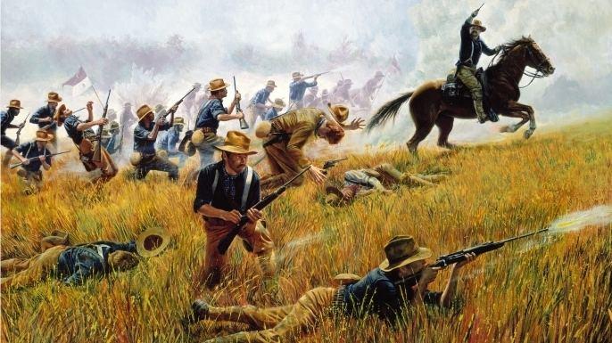 Spanish–American War Armistice ends the SpanishAmerican War Aug 12 1898 HISTORYcom