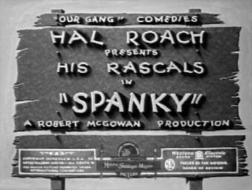 Spanky (film) httpsuploadwikimediaorgwikipediaen666Spa
