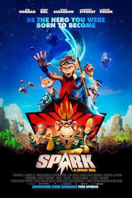 Spark (2016 film) t1gstaticcomimagesqtbnANd9GcRSnOP3A95jljY9lq