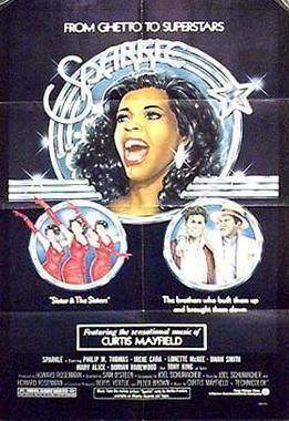 Sparkle (1976 film) Sparkle 1976 film Wikipedia