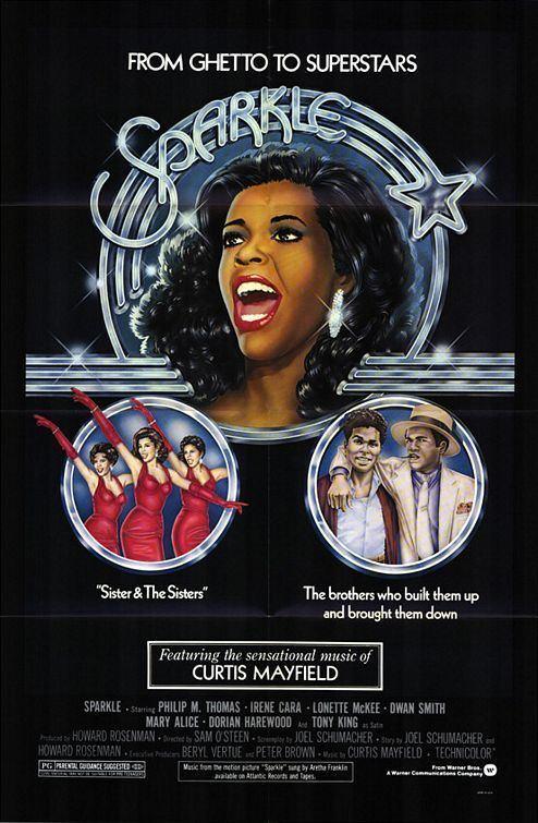 Sparkle (1976 film) Sparkle 1976