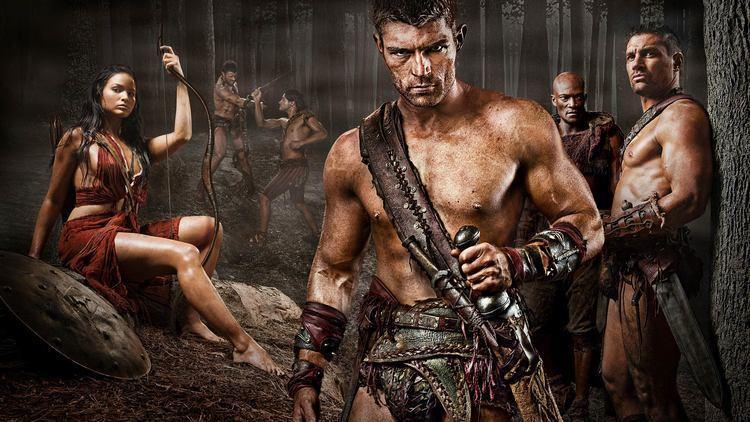 Spartacus Spartacus Official Site STARZ