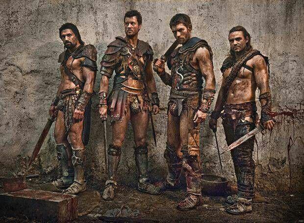 Spartacus Best 25 Spartacus tv series ideas on Pinterest Spartacus