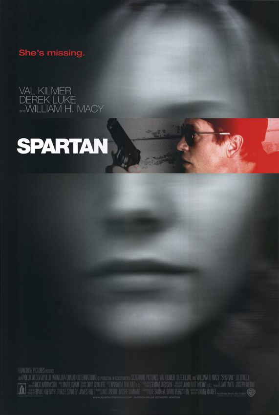 Spartan (film) Movie Posters2038net Posters for movieid689 Spartan 2004 by