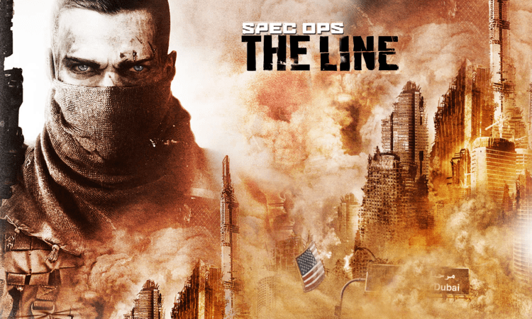 Spec Ops: The Line Review Spec OpsThe Line PC Geeks Under Grace