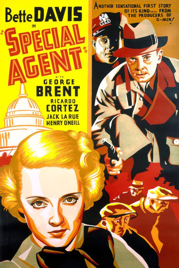 Special Agent (1935 film) wwwgstaticcomtvthumbmovieposters42955p42955