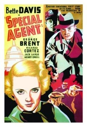 Special Agent (1935 film) The Bette Davis Project Special Agent 1935 Diary of A Movie Maniac