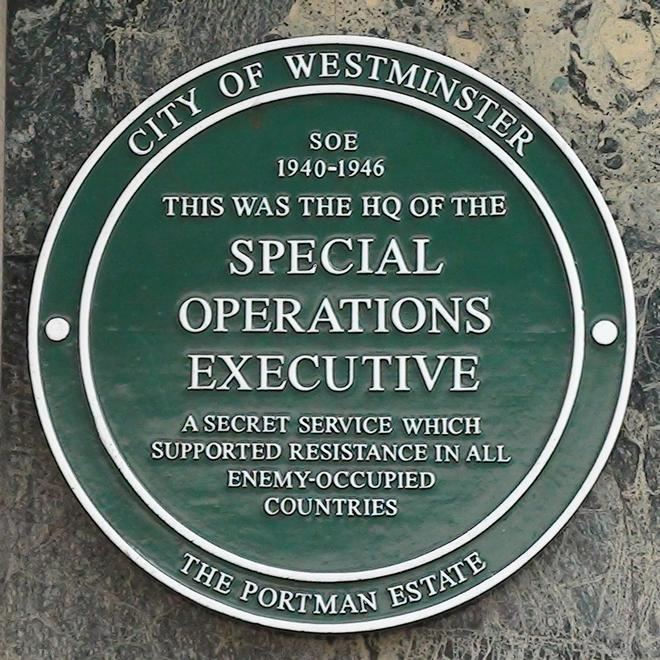 Special Operations Executive Ungentlemanly Warfare The Story of the Special Operations Executive