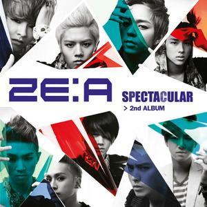 Spectacular (ZE:A album) httpsuploadwikimediaorgwikipediaen660ZE