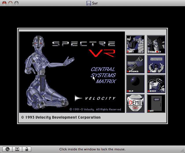 Spectre (video game) wwwmyabandonwarecommediascreenshotssspectre