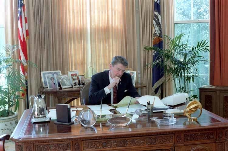 Speeches and debates of Ronald Reagan