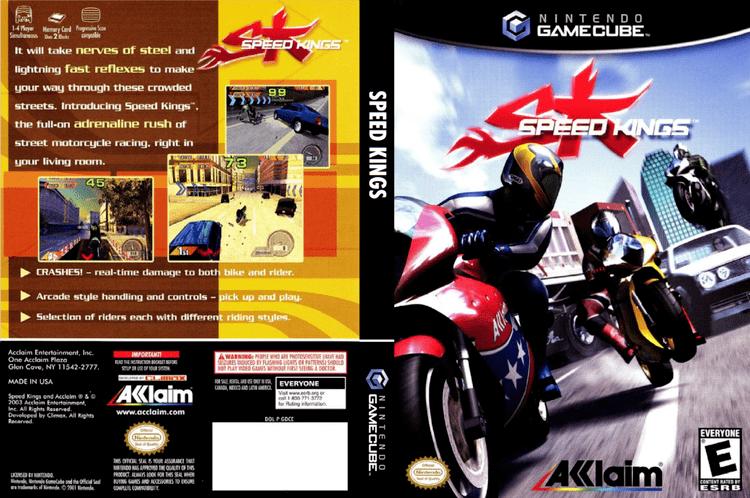 Speed Kings GDCE51 Speed Kings