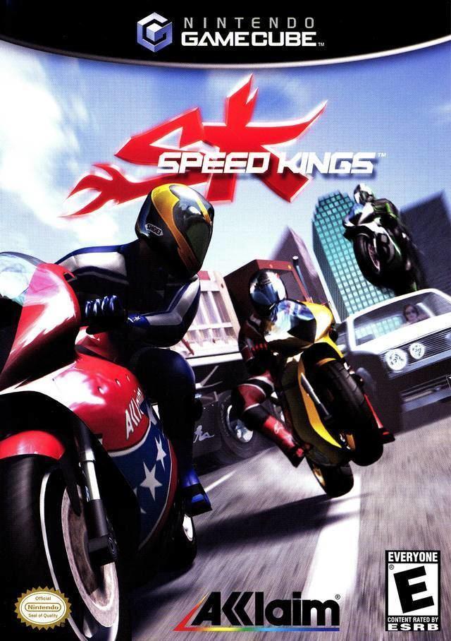 Speed Kings Speed Kings Box Shot for GameCube GameFAQs