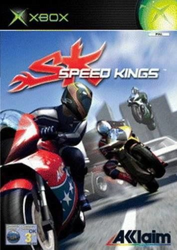 Speed Kings Speed Kings Box Shot for Xbox GameFAQs