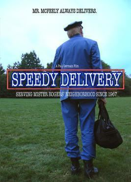 Speedy Delivery movie poster