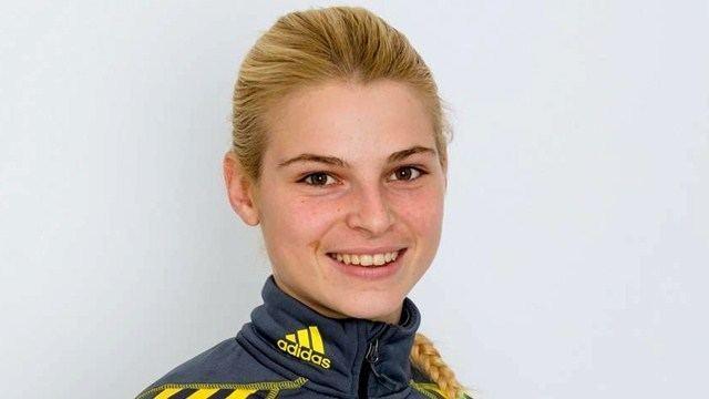 Spela Rogelj Ski Jumping Athlete Spela ROGELJ